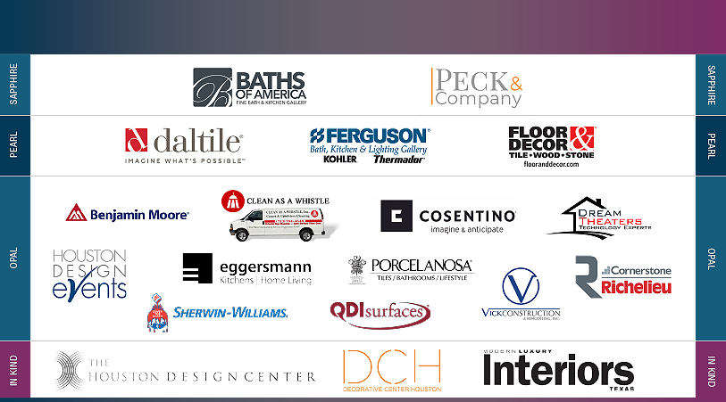 Thank you to all of our 2021 Sponsors!